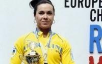 Тяжелоатлетка Юлия Паратова - чемпионка Европы