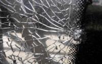 В Харькове обстреляли пассажирский автобус