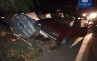Пьяный парень украл автомобиль и попал в ДТП (фото)