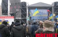 Народное Вече приняло решение: продолжать Майдан