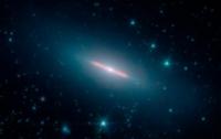 Вчені отримали знімок галактики Веретено