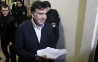 Саакашвили раскрыл содержание его письма к Порошенко