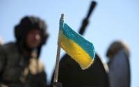 Боевики ранили украинского военного во время обстрела