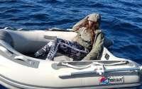 В Греции туристка два дня плавала по морю, пока ее не спасли