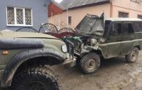Нарушители границы на Закарпатье устроили настоящий боевик с погоней