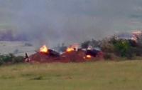 ВСУ разнесли позицию боевиков на Донбассе