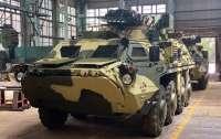 Впервые с украинским пулеметом: ВСУ получили партию БТР-4Е