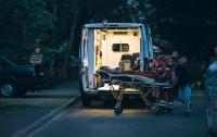 В Киеве обнаружили парня в луже крови