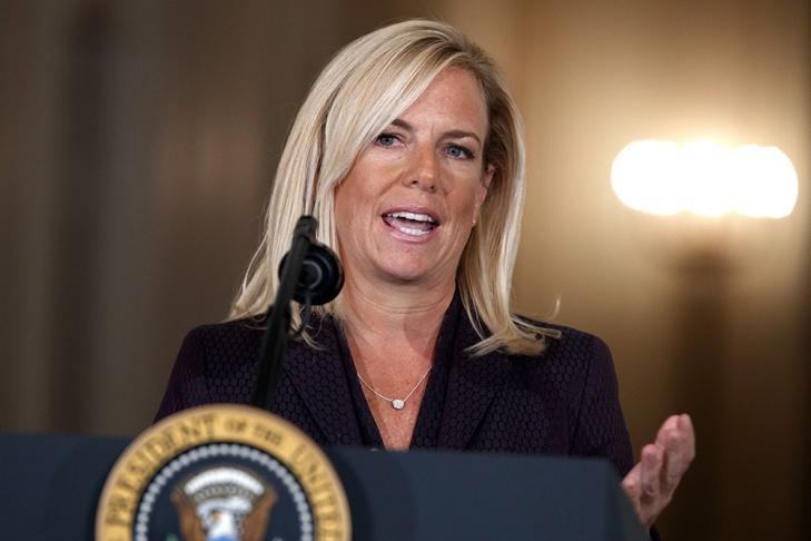 ВСенате США утвердили кандидатуру министра внутренней безопасности