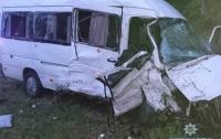 Жуткое ДТП во Львовской области: один человек погиб и девять получили травмы