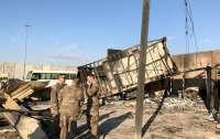 Вблизи военной базы США в Ираке зафиксировали падение пяти ракет