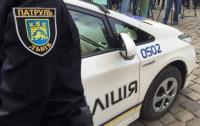 ДТП под Львовом: на трассе дотла сгорел грузовик