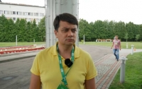 Разумков сообщил, что на работе намерен общаться на украинском