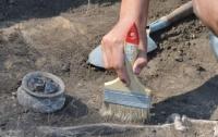 На Полтавщине во время раскопок нашли древние артефакты
