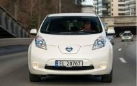 Электромобили Nissan начнут