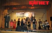 В День учителя в Пологах прошел концерт с аншлагом (ФОТО)