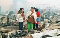 Чудесное спасение в Японии: мужчина провел 8 дней под завалами