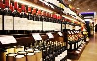 В Украине сегодня повысились минимальные цены на алкоголь