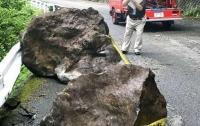 Японию всколыхнуло сильное землетрясение (видео)