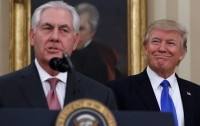 США ответят на сокращение дипломатов в РФ к 1 сентября, - Тиллерсон