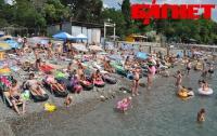 Эксперты потребконтроля нашли в Крыму всего 35 нормальных пляжей