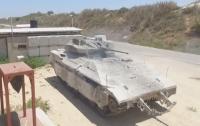 В Израиле показали новую тяжелую боевую машину пехоты