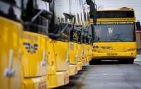 В Киеве общественному транспорту разрешили перевозить больше пассажиров