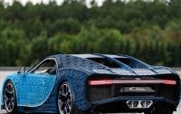 The Brothers Brick зібрали з LEGO Bugatti Chiron (ВІДЕО)