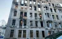 В Одессе решили демонтировать здание сгоревшего колледжа