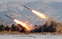 КНДР снова запустила несколько неопознанных снарядов