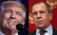 Белый дом: Трамп напомнил Лаврову о минских договоренностях
