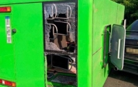 Масштабная авария под Харьковом: семь пострадавших
