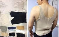 Китайские контрабандисты пытались вывезти нефрит при помощи женского белья