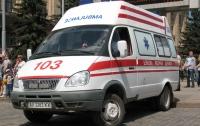 Авария в Луцке: автомобиль скорой помощи сбил мужчину