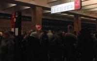Сбои случились в московском метро