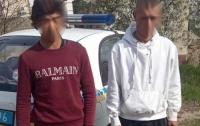 Неудачное ограбление: в Очакове задержали двух невнимательных воров