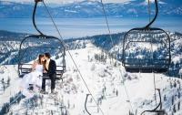 Пары, которые показали прелести зимней свадьбы (ФОТО)