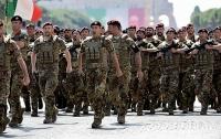 В Италии экс-солдата арестовали по подозрению в