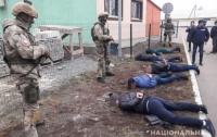 Нацполиция: На Житомирщине задержана банда вымогателей