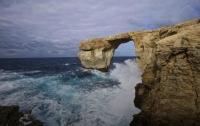 На Мальте рухнула легендарная скала из фильма