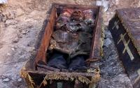 В Турции рабочие нашли гроб с останками русского генерала