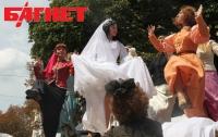 Как во Львове справляли настоящую еврейскую свадьбу (ФОТО)