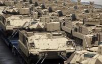Военные США начали вывозить боевую технику из Сирии