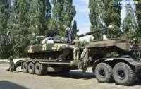 ВСУ получили обновленные танки