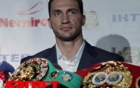 Кличко и Поветкин будут драться 5 октября в Москве