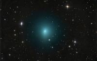 Українські астрономи виявили міжзоряну комету