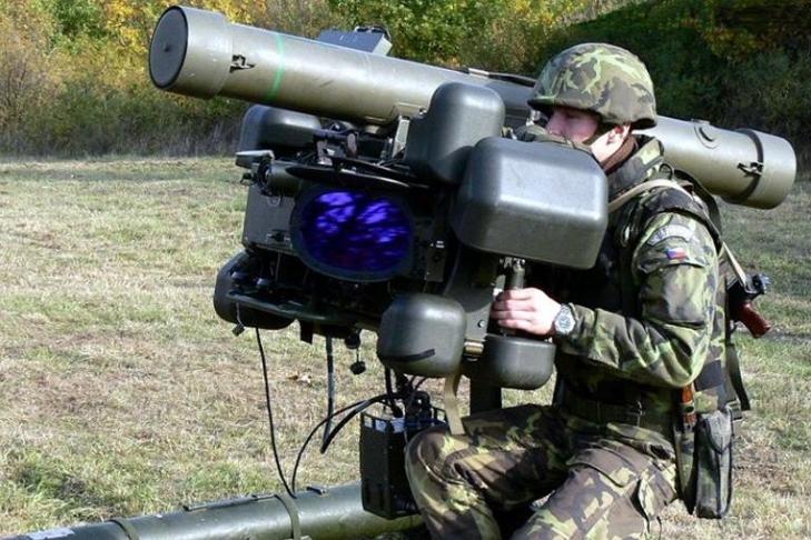 Поставка гранатомётов изсоедененных штатов вУкраинское государство уже незаконно началась
