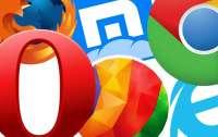 Названы самые популярные браузеры