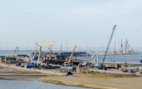 На месте строительства Керченского моста обнаружили клад