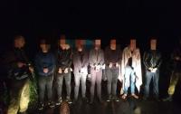 На границе с Польшей обнаружили много нелегалов (видео)